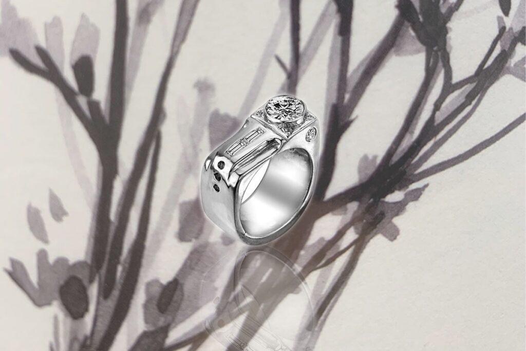 Jewellery Design. h.p.lafaurie Wedding Rings in Toronto. Jewellery in Toronto